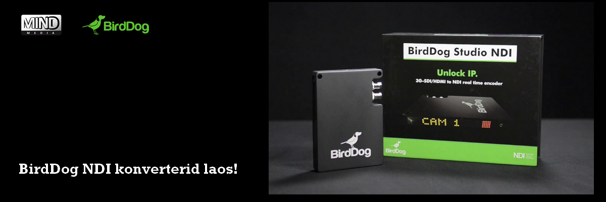 BirdDog NDI Devices
